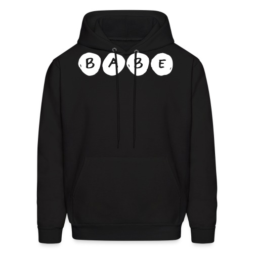 Babe - Men's Hoodie
