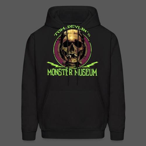 TDMM Skull Logo - Men's Hoodie
