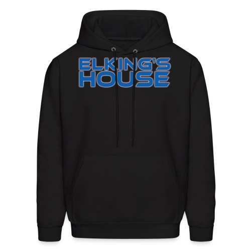 Elking s House png - Men's Hoodie