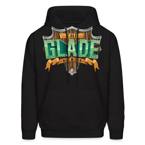 The Glade Network Logo - Men's Hoodie