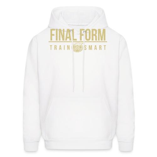 final form logo train smart1 png - Men's Hoodie