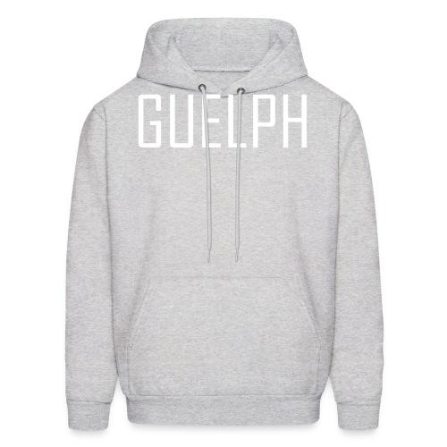 Guelph Text - Men's Hoodie