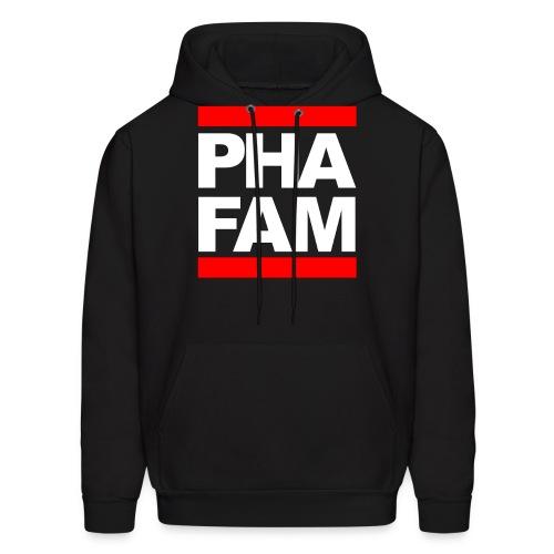 pha fam trademark PHAmily Clothing Company LL - Men's Hoodie