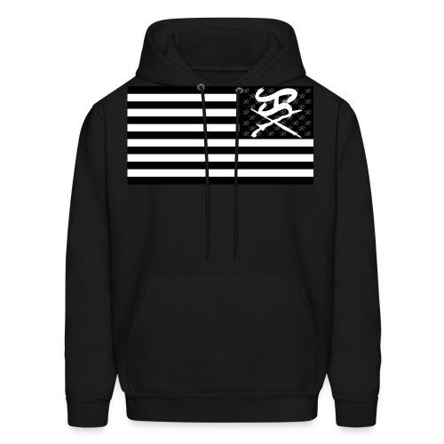 Baybayin America spreadshirt05 png - Men's Hoodie