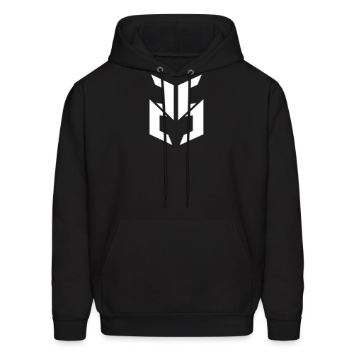 Neonzs Logo White png - Men's Hoodie