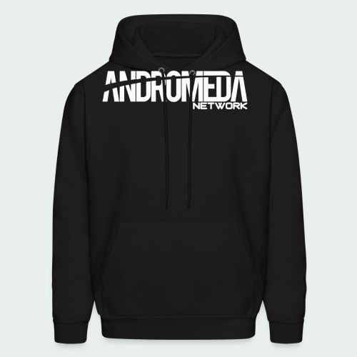 Andromeda White Large - Men's Hoodie