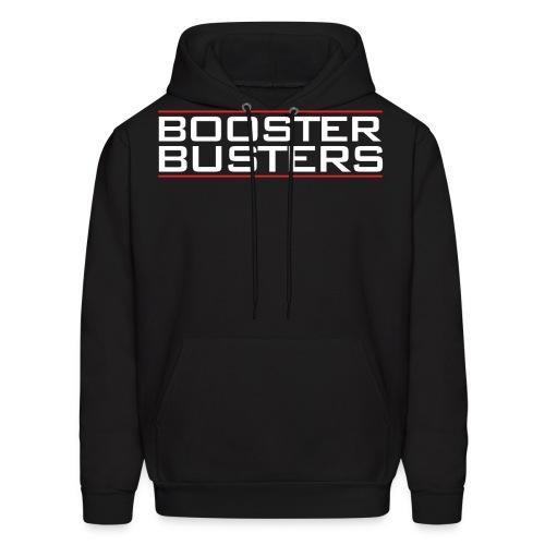 boostersShirt png - Men's Hoodie