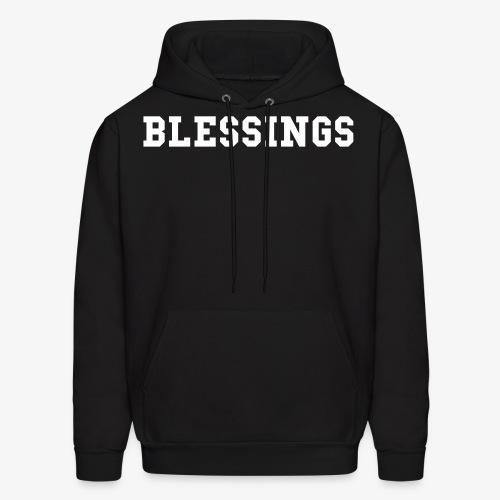 Blessings - Men's Hoodie