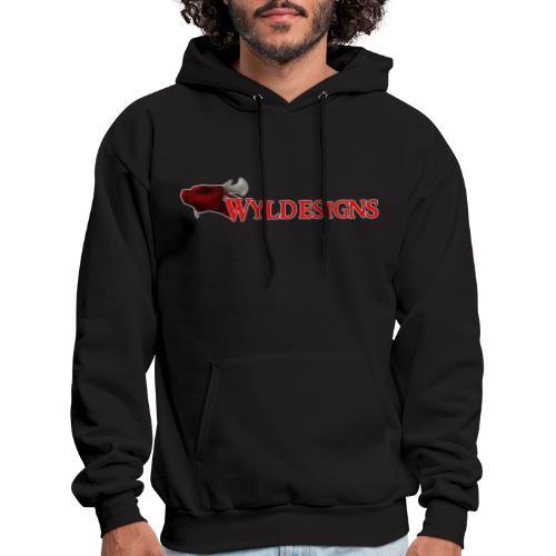 Wyldesigns Logo - Men's Hoodie