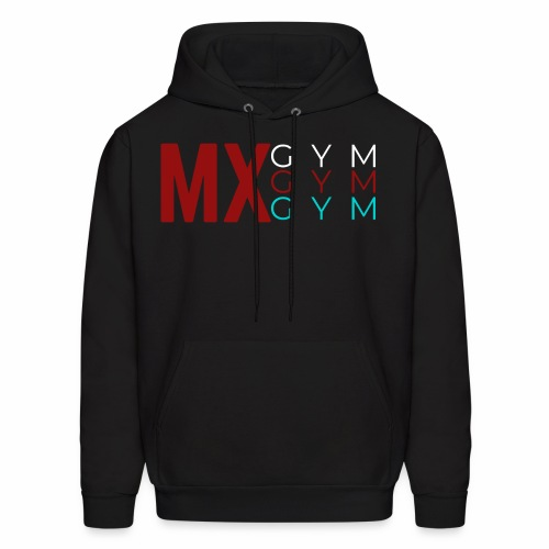 MX Gym Minimal Hat 4 - Men's Hoodie
