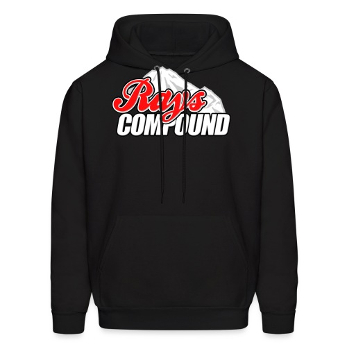 Rays Compound - Men's Hoodie