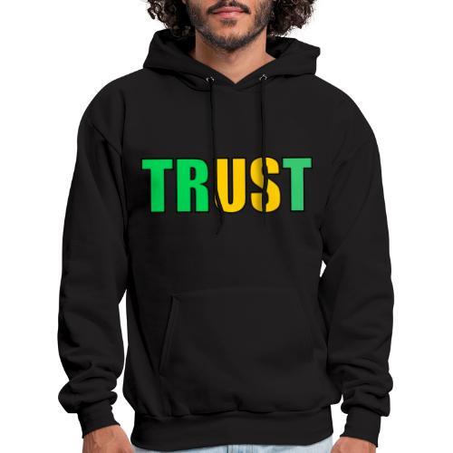 TRUST - Men's Hoodie