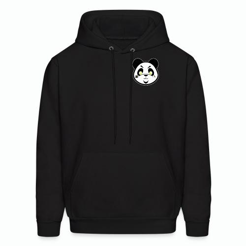 #XQZT Mascot - Focused PacBear - Men's Hoodie
