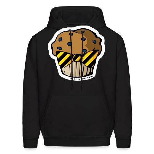 Hufflemuffin Logo Raster - Men's Hoodie