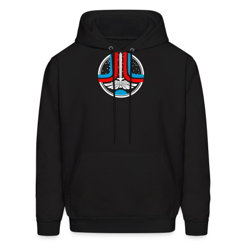 welcome starfighter - Men's Hoodie