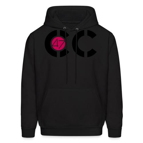 pink cc - Men's Hoodie