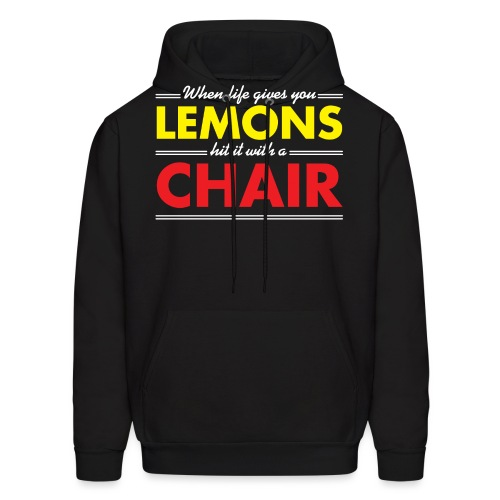 Lemons - Men's Hoodie