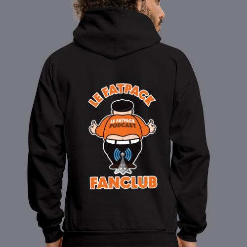 Fan Club FatPack TB (2 logos) - Molleton à capuche pour hommes