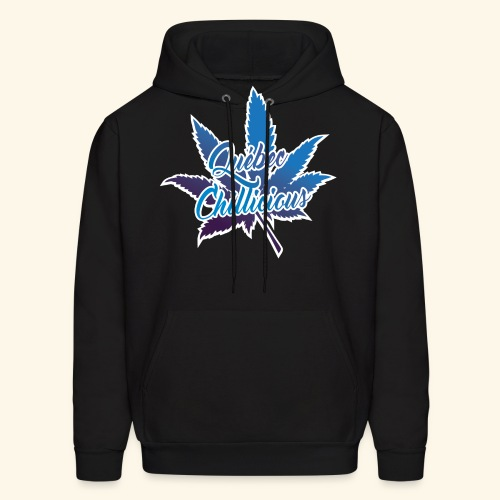 One Leaf Quebec Chillicious clothing brand - Men's Hoodie