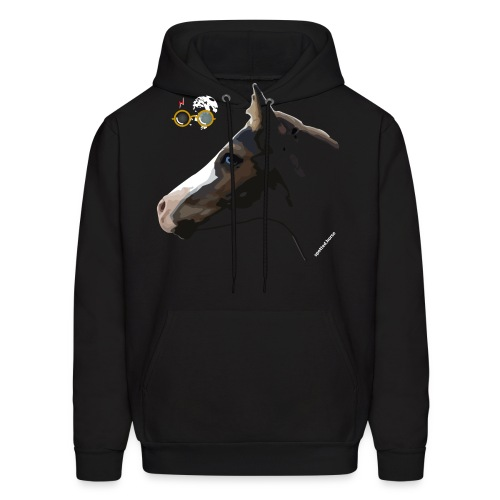 Spotted.Horse Appaloosa Colt - Men's Hoodie