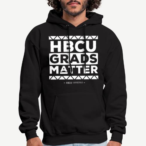 HBCU Grads Matter - Men's Hoodie