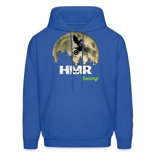 HMR Moon png - Men's Hoodie