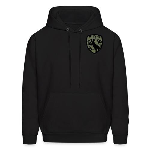 wd2 logo - Men's Hoodie