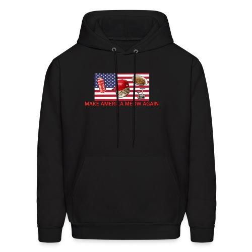 Make America Meow Again - Men's Hoodie