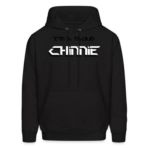 Chinnie SS png - Men's Hoodie