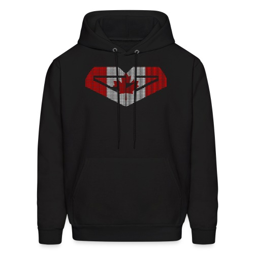 Ginger Beats FEMALE Canada resize png - Men's Hoodie