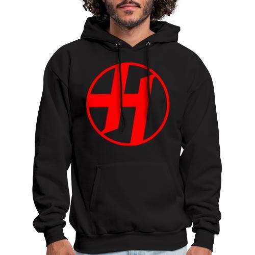 Heirs Logo Red Big - Men's Hoodie