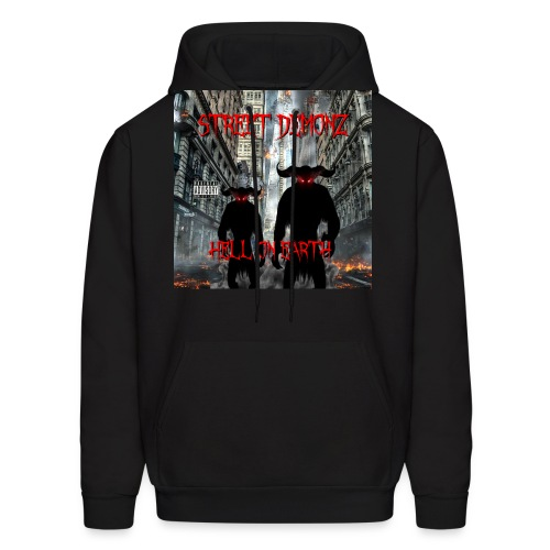 STREET DEMONZ 2.0 ALBUM COVER - Men's Hoodie