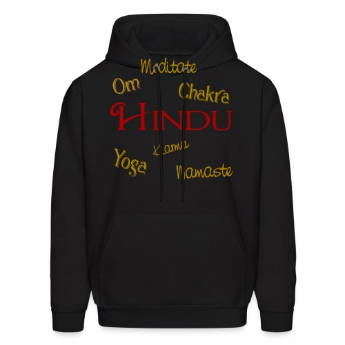 It's all Hindu - Men's Hoodie