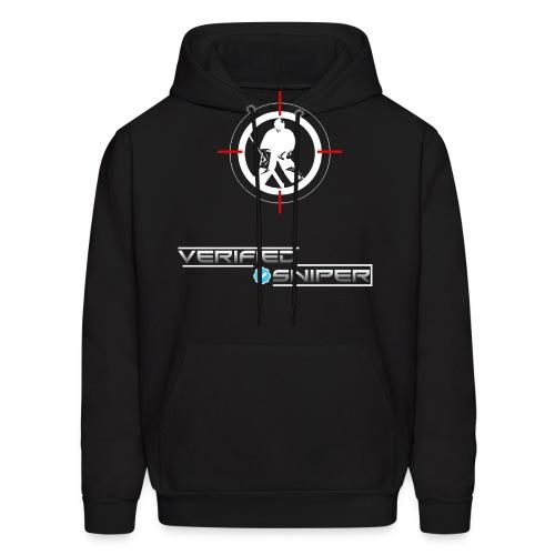 Verified Sniper png - Men's Hoodie