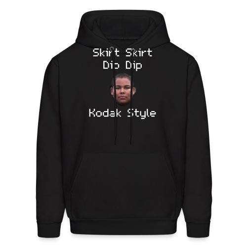 SSDDKSWhite png - Men's Hoodie