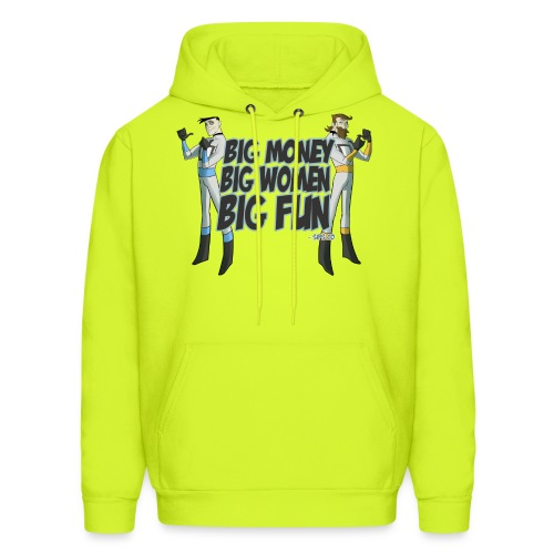 Big Money - Men's Hoodie