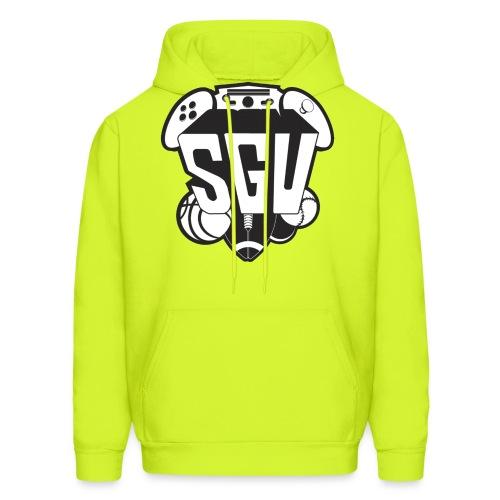 sgu new logo shirt bw - Men's Hoodie
