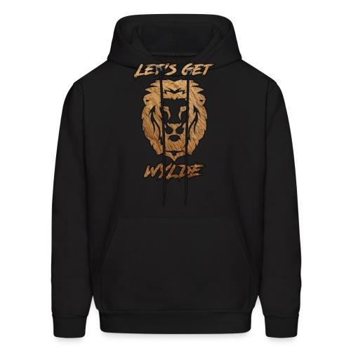 Let's Get Wylde (Lion Fur Look) - Men's Hoodie