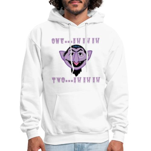 Count Two Count - Men's Hoodie