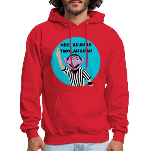 The Count with The Count - Men's Hoodie