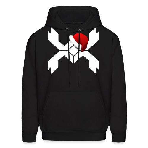 Christmas Sweater (White Logo) - Men's Hoodie