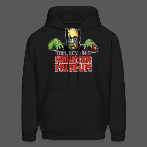 Monster Museum Logo - Men's Hoodie