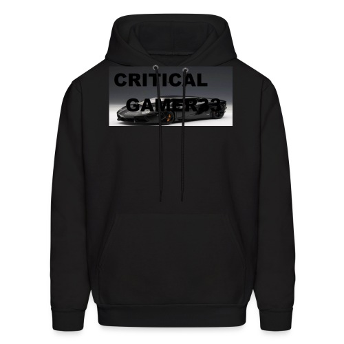 CRITICAL MERCH - Men's Hoodie