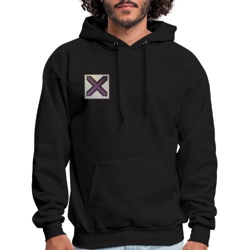 Purple XaRo - Men's Hoodie