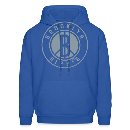 Brooklyn Hippie - Men's Hoodie