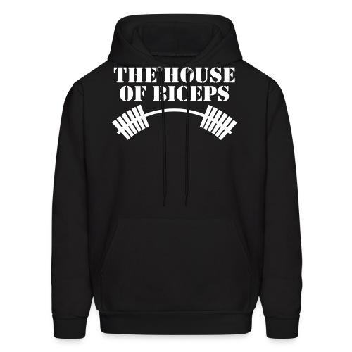 HouseOfBiceps MICRO eps - Men's Hoodie