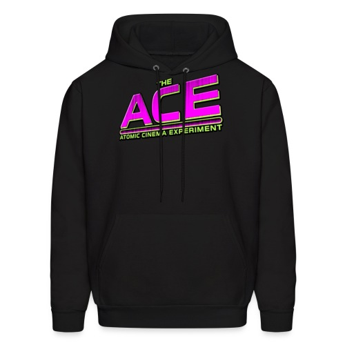 The ACE: Atomic Cinema Experiment - Men's Hoodie