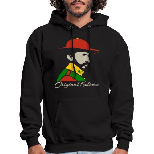 Haile Selassie Rasta Print - Men's Hoodie