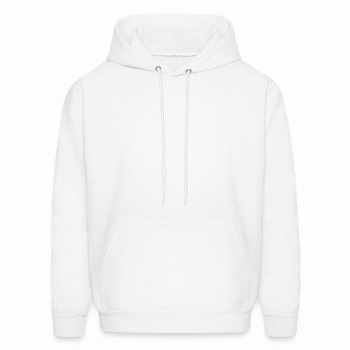 xqzt logotee white png - Men's Hoodie