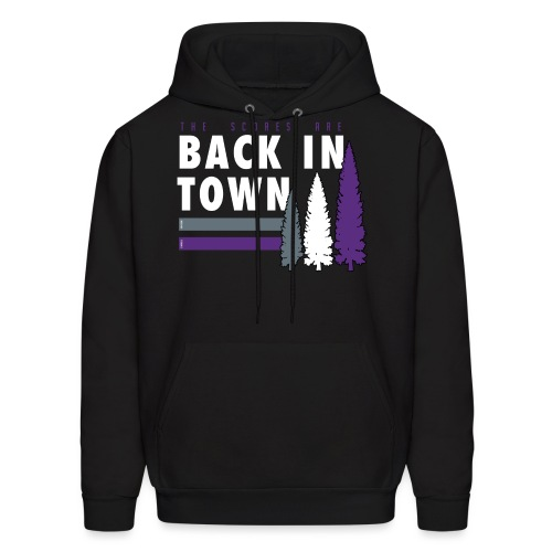 Scores are back in town - Men's Hoodie